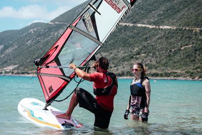 Windsurfing for Intermediate